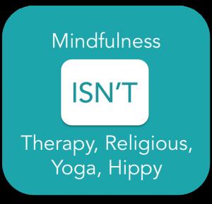 Mindfulness isnt